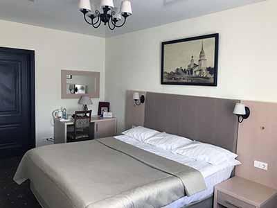 В областном отеле «Столице Поморья» завершена реновация номерного фонда!